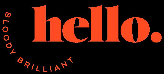 The Hello Cup Logo