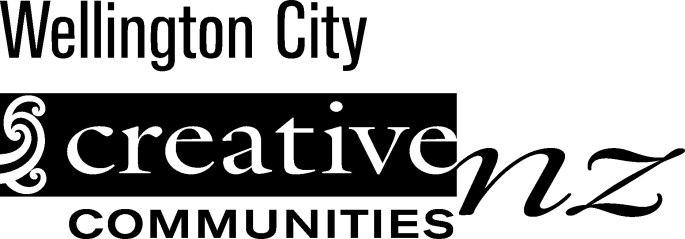 Wellington City Creative Communities Logo