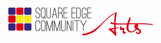 Square Edge Community Arts Logo